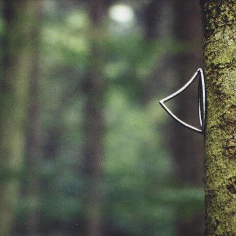 Baum mit 16 Dornen Detail 1
